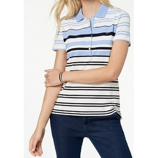 6dc2b22f Tommy Hilfiger Tops | Find Great Women's Clothing Deals Shopping at  Overstock