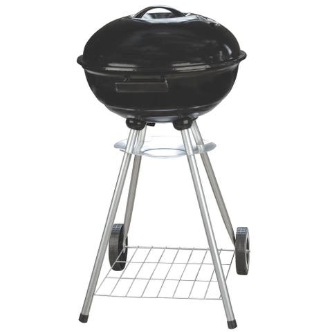 """GrillFest 18.5"""" Charcoal Kettle Grill - 248"""