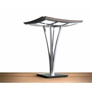 Aluminum hardwired table lamps for less overstock blackjack lighting ard 22t aradess single light 22 516 high integrated keyboard keysfo Choice Image