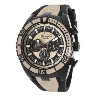 Mulco Women's Titans Wave MW5-1836-115 Grey Dial watch