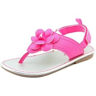 Carter's Nina 2 Open Toe Leather Thong Sandal