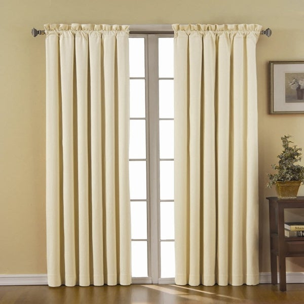 Eclipse Canova Room-Darkening Window Curtain Panel. Opens flyout.