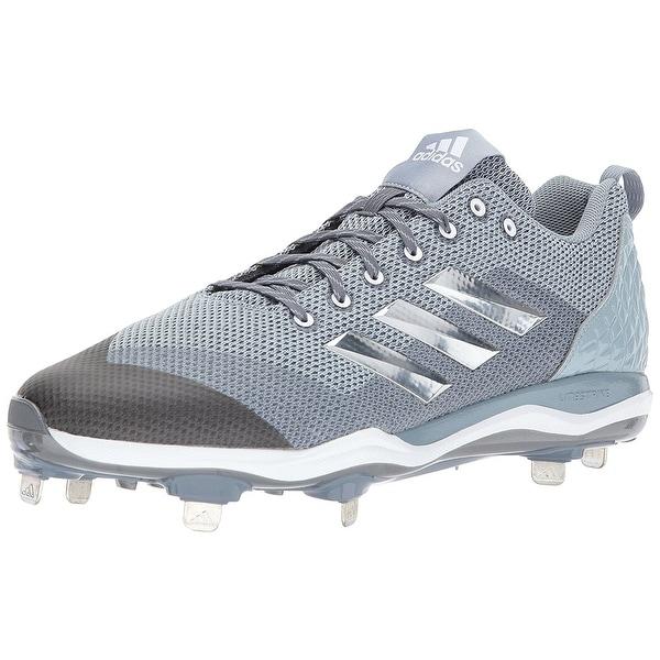 4d8e049fa556 Shop adidas Originals Men's PowerAlley 5 Baseball Shoe - Free ...