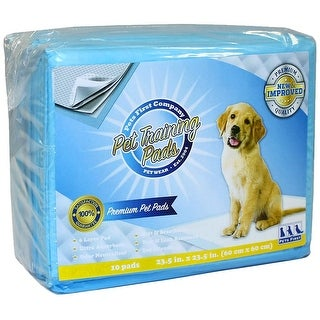 Link to Premium Dog Training Pads - Most Absorbent - Latest Improved Version - Best Puppy Pad Doggie Pads Similar Items in Dog Food & Treats