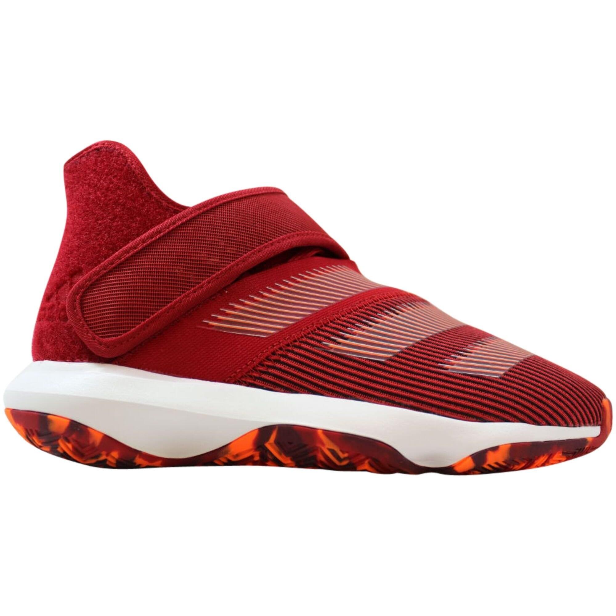 Shop Adidas Harden B/E 3 J Red/White