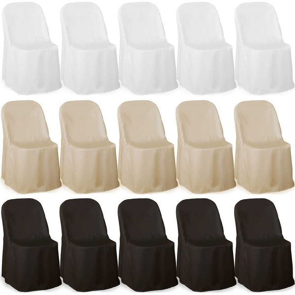 shop lann s linens 10 elegant wedding party folding chair covers