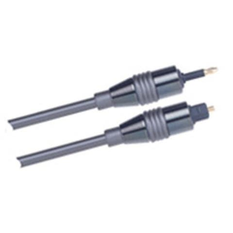 Cables To Go 27017 3M Velocity Toslink-To-Optical Mini Plug Digital Cable