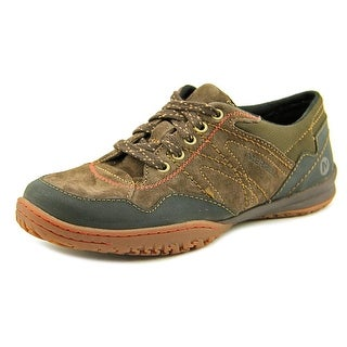 Merrell Albany Lace Women  Round Toe Suede Brown Hiking Shoe