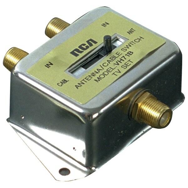 Rca Vh71R A/B Slide Switch