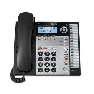 VtechAt&T 1040 4-Line Expandable Corderd Phone W/ Answering System
