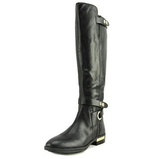Vince Camuto Prini Wide-Calf Tall Boots Black - 7 b(m)