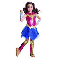 Girls Deluxe Wonder Woman Dawn of Justice Costume
