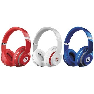 Beats by Dr. Dre - Studio2 Wireless Over-Ear Headphones (Certified Refurbished)