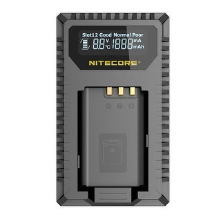 NITECORE USN2 Sony Camera Battery Charger for NP-BX1 Batteries