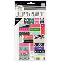 Create 365 Planner Stickers 5 Sheets/Pkg-Bold - Washi