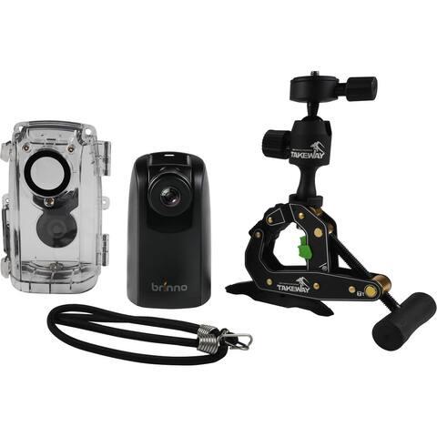 Brinno - BCC200 Construction Pro Camera Bundle - Black