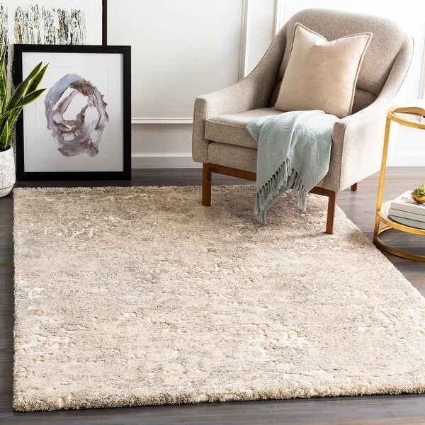 Arezzo Plush Abstract Area Rug. Opens flyout.