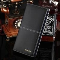 Men Fashion Designer Of High-Quality Leather Long Wallet / Wallet