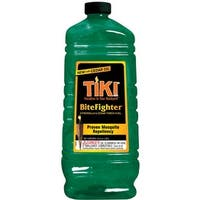 TIKI 1215090 Off-Bite Fighter Torch Fuel  64 oz - pack of 6