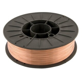 Forney 42286 MIG Welding Wire 0.030, Mild Steel