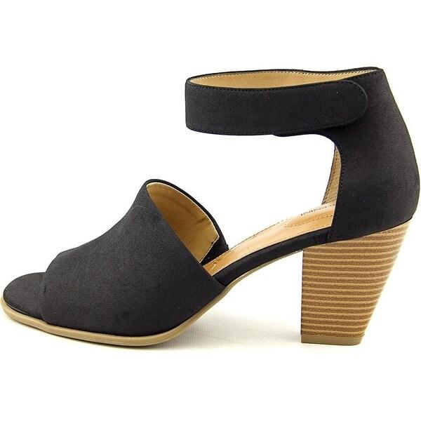 Giani Bernini Womens Viraa Open Toe Casual Ankle Strap Sandals