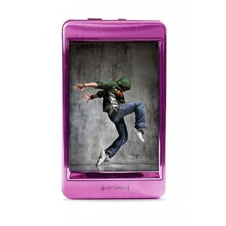 Riptunes MP2128P 2.8 in. Touch Screen Media Player, Pink