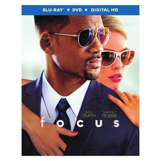 FOCUS (2015/BLU-RAY/DVD/DIGITAL HD/ULTRA-VIOLET/WS-16X9)
