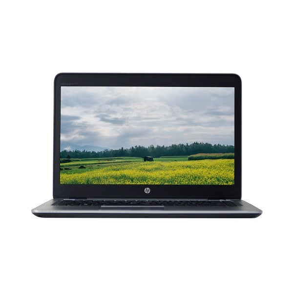 "HP EliteBook 840 G3 Intel Core i5-6300U 2.4GHz 16GB RAM 500GB SSD Win 10 Pro 14"" Laptop (Refurbished)"