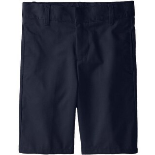 French Toast Boys 4-7 Flat Front Short