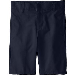 French Toast Boys 8-20 Flat Front Short