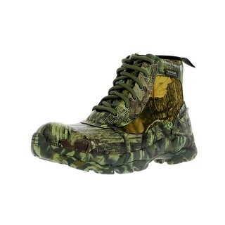 Bogs Boots Mens Thunder Ridge Hiker Camo Hunting Rubber