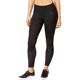Calvin Klein Performance Womens Capri Pants Yoga Running