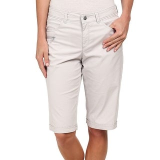 Bogner NEW Beige Women's Size 6 Bermuda Walking Golf Shorts