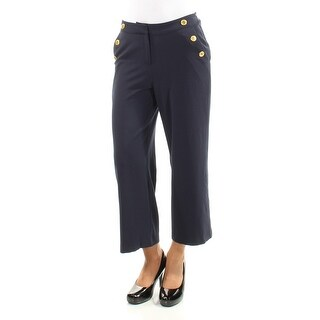 Womens Navy Wear To Work Pants Size XS