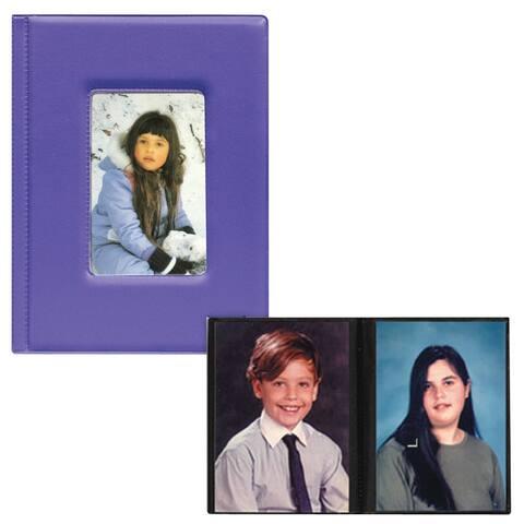 Pioneer kz46 4 x 6 hard cover frame photo album