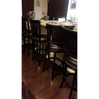 Shop Camille Wooden Stool On Sale Free Shipping Today