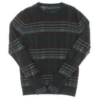 Perry Ellis Mens Pullover Sweater Striped Textured|https://ak1.ostkcdn.com/images/products/is/images/direct/8b0f569dd9041b1d4f28c08fd4d813a0a1201ffc/Perry-Ellis-Mens-Pullover-Sweater-Striped-Textured.jpg?impolicy=medium
