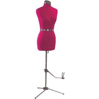 "My Double Dress Form Full Figure-C:45""-53"", W:38""-46"", H:47""-55"" Fob:Mi"