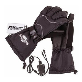 Flambeau inc f200-l heated gloves - large
