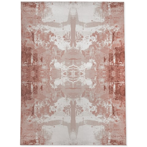 PAINT PINK Area Rug by Kavka Designs