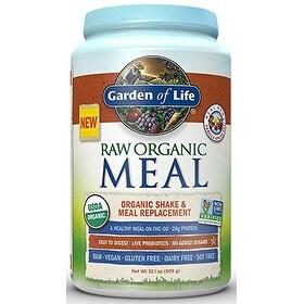 Garden of Life Raw Organic Meal Vanilla Spiced Chai 32.1 oz.