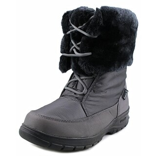 Kamik Seattle Women Round Toe Synthetic Gray Snow Boot