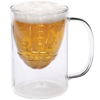 Football Shaped Mug