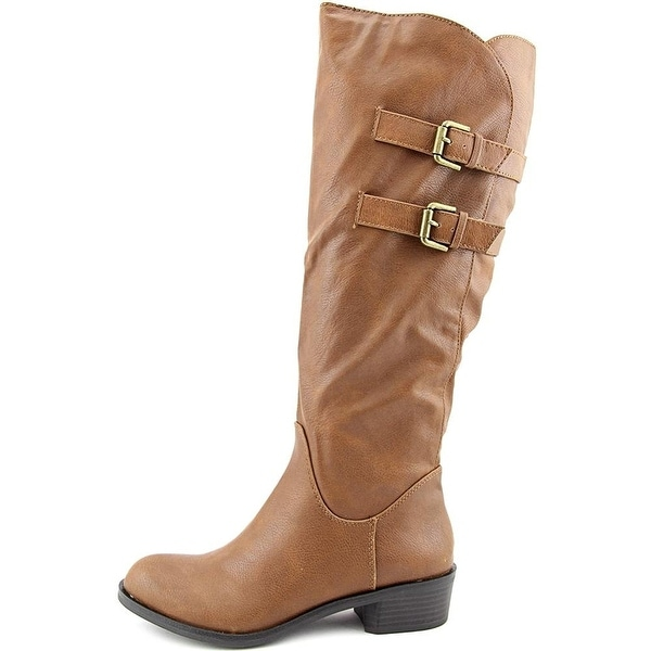 Style & Co. Womens Masen Almond Toe Knee High Fashion Boots - 6