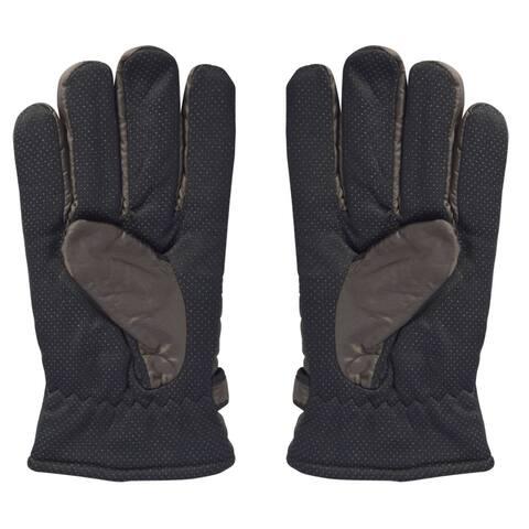 Mens Weatherproof Insulated Waterproof Winter Snow Ski Gloves