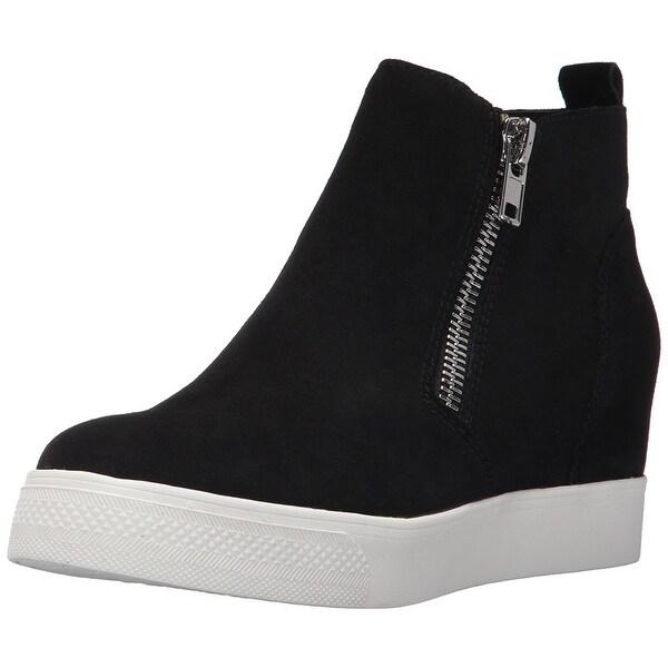6bfd5e8e314 Shop Steve Madden Women s Wedgie Sneaker - Free Shipping Today ...