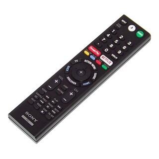 OEM Sony Remote Control Originally Shipped With XBR65X850E, XBR-65X850E, XBR75X850E, XBR-75X850E