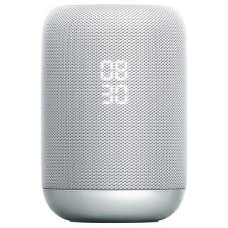 Sony Google Assistant Built-in Wireless Speaker (White)