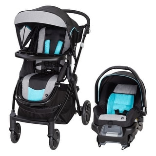 Link to Baby Trend City Clicker Pro Travel System,Soho Blue - Single Stroller Similar Items in Car Seats