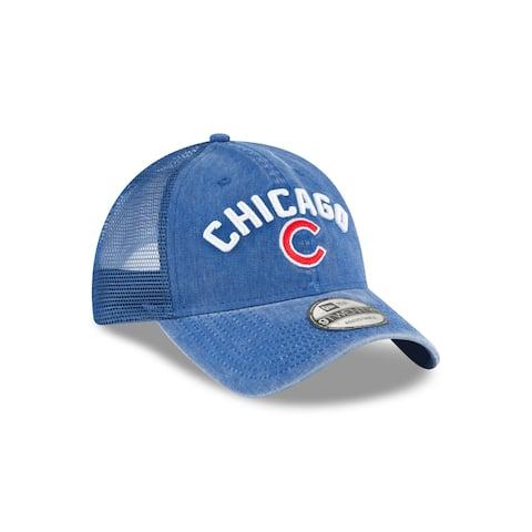 new style 39773 ee26d Chicago Cubs Rugged Stack 9TWENTY Adjustable Hat